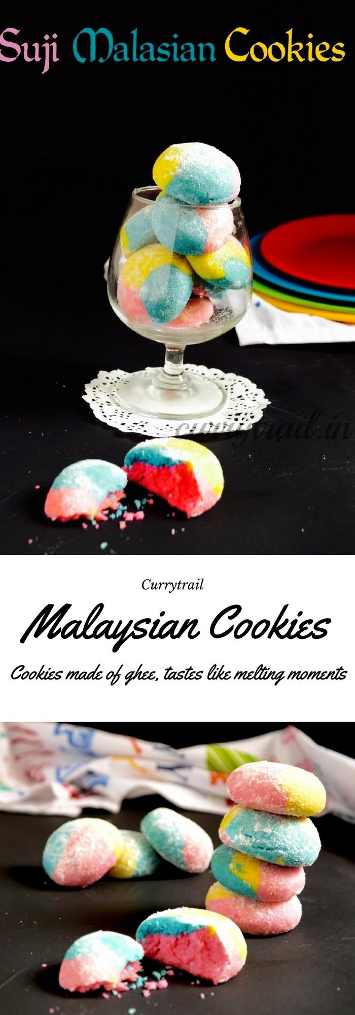 Suji Malaysian Cookies