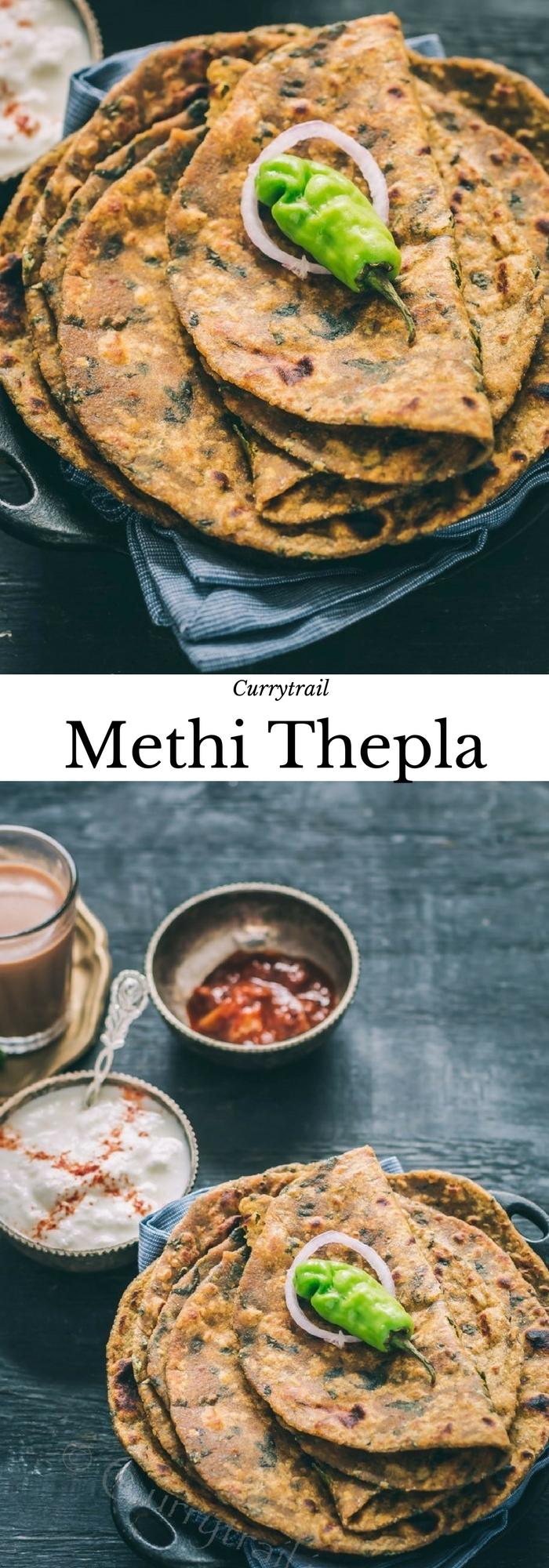 Methi Thepla