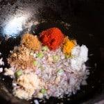 Baked Vivatta Whole Wheat Masala Baati Prep