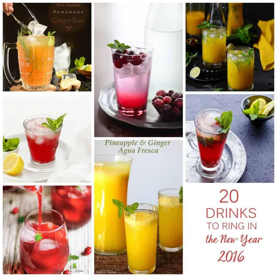 20 New Year Drinks Recipe