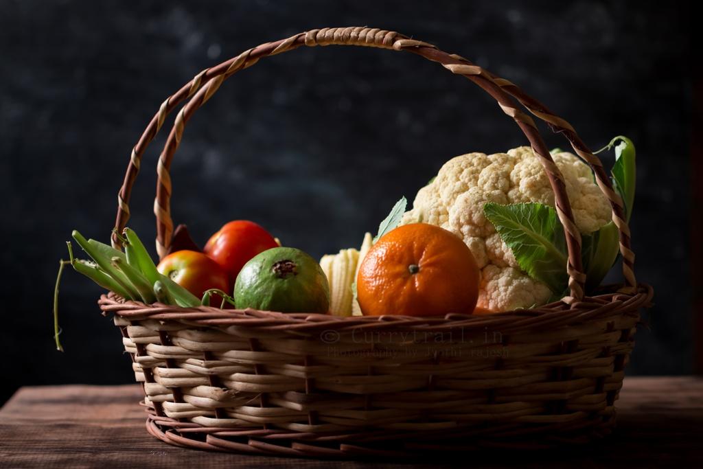 Vegetable Fruit Basket