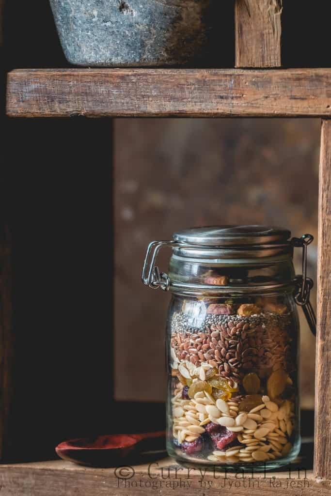 Snack on Seeds