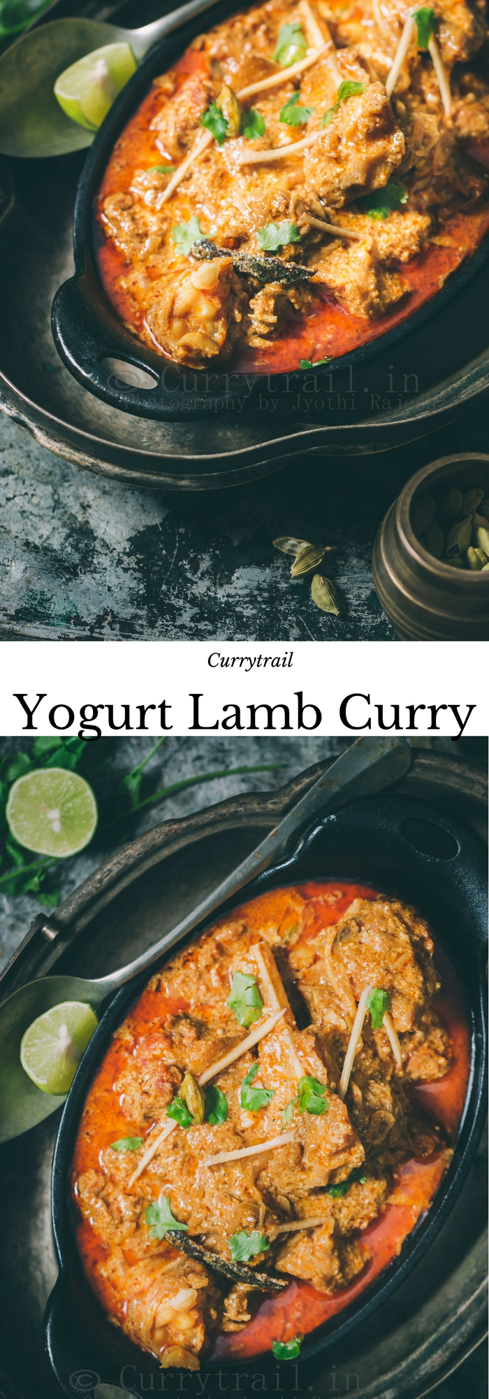 Yogurt Lamb Curry
