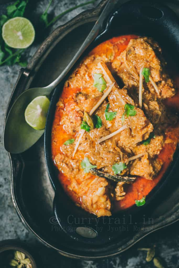 Yogurt Lamb Curry