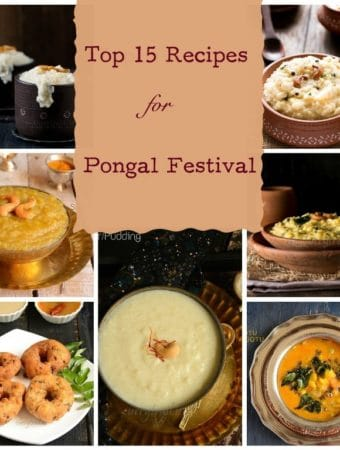Pongal Festival Recipe Round Up