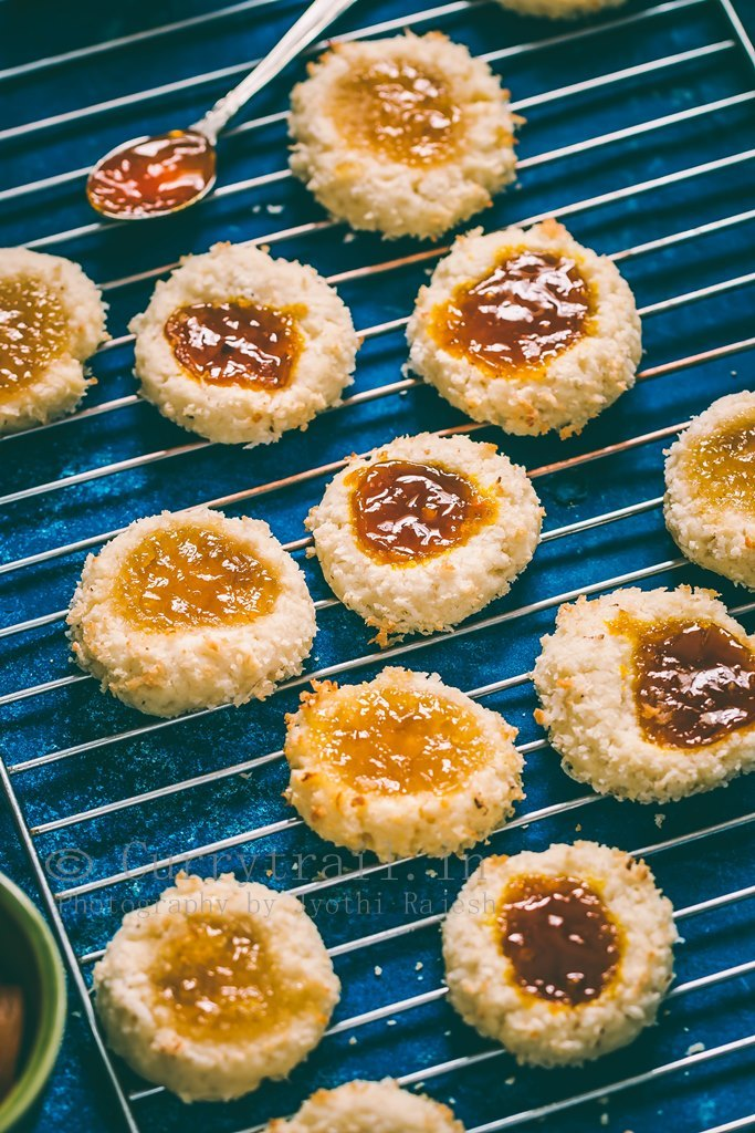 Coconut Thumbprint Cookies_3