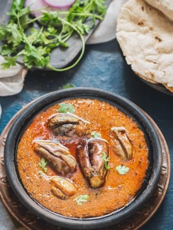 South Indian egg plant curry_2