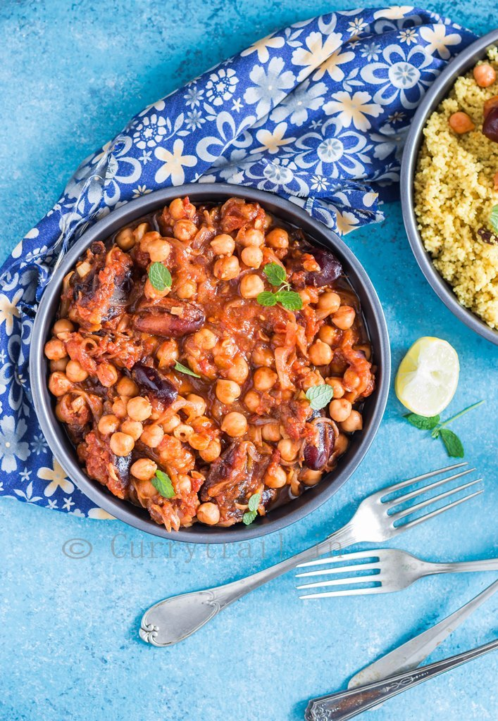 Chickpea and date tagine_2