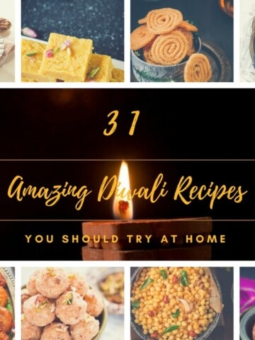 Diwali Recipe Collections
