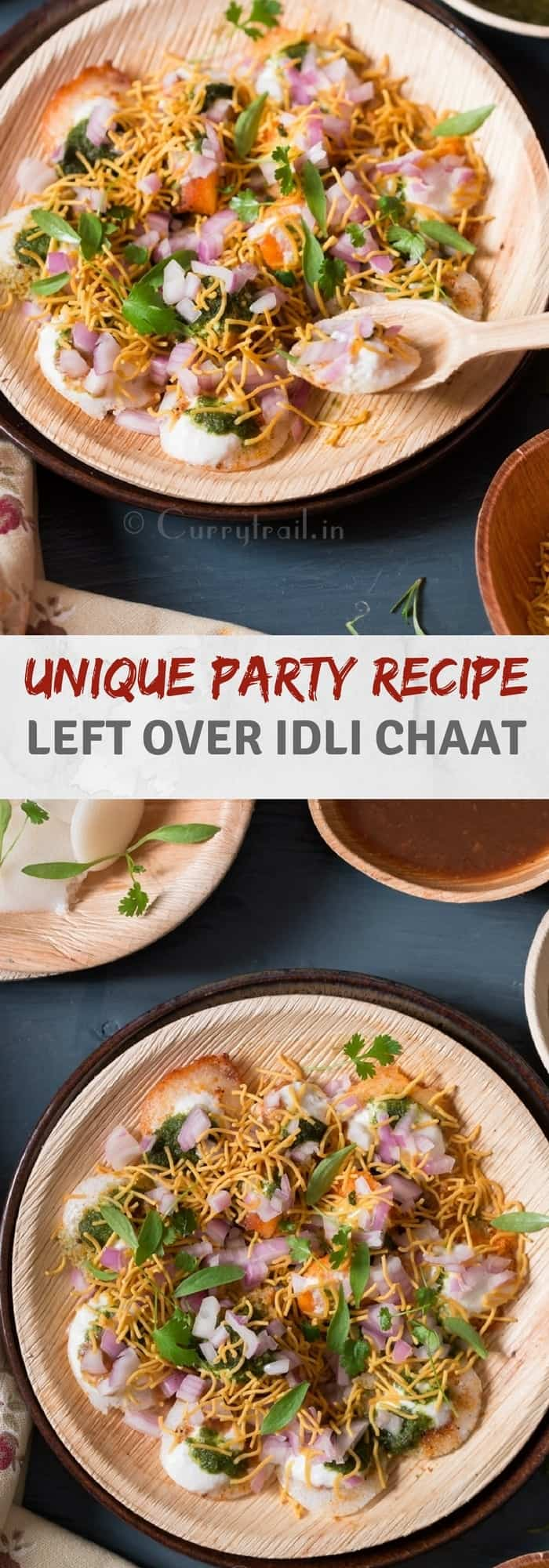 Idli Chat PIN