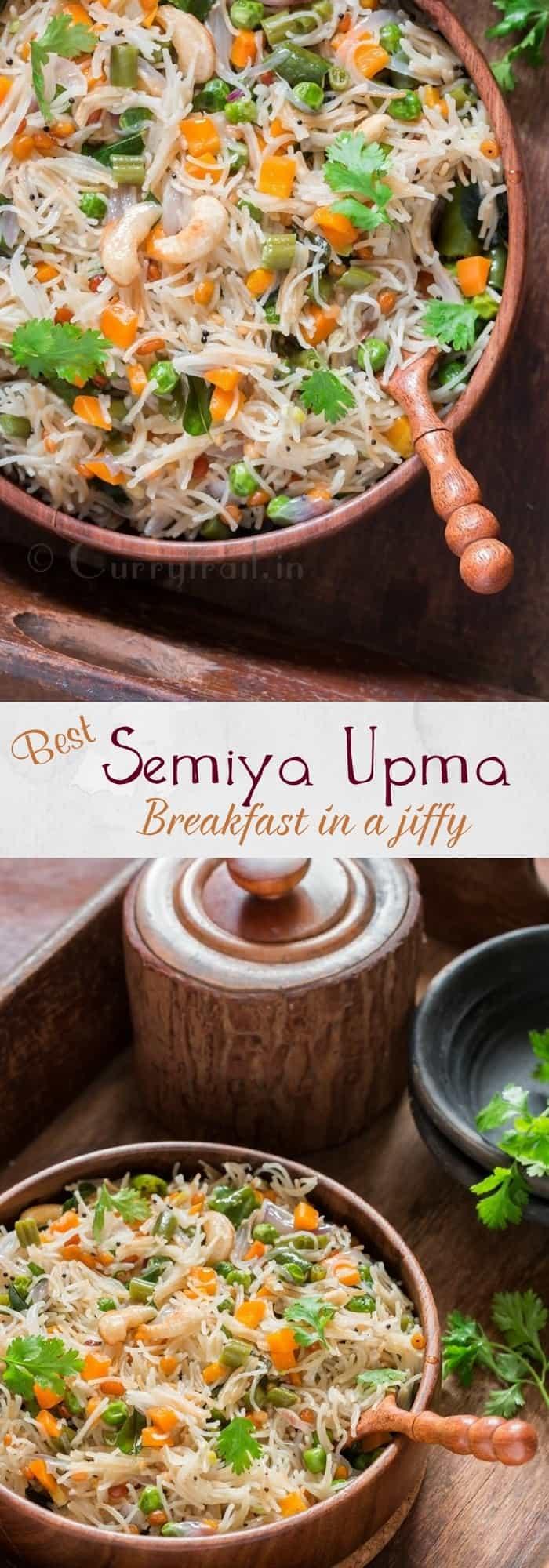 Semiya Upma Pin