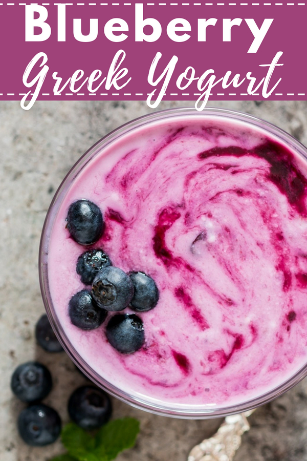 Today I bring to you 6 amazing ways to flavor plain Greek yogurt for making bland plain yogurt yummier. Fresh fruit flavors, chocolate flavoured Greek yogurt, create new flavors that works for you. That gorgeous purple color from blueberries isn't tempting you to try this?