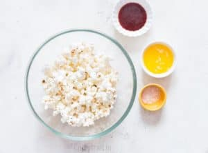 instant pot popcorn with sriracha butter flavor