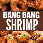 copycat bang bang shrimp with text overlay