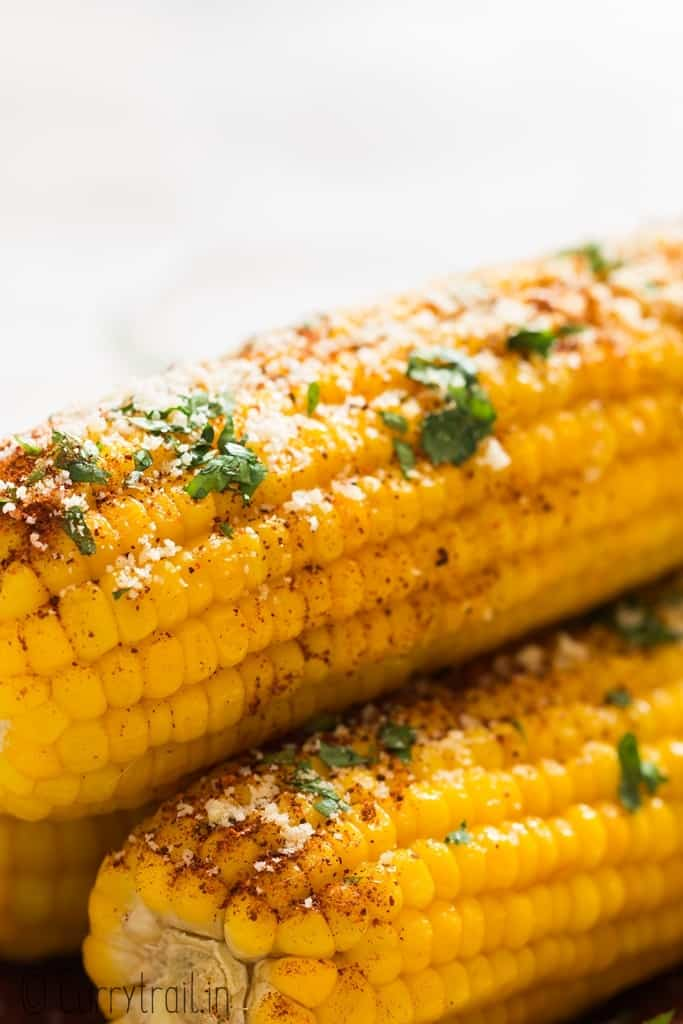 instant pot corn on cob is fast easy and convenient way to cook corn in summer