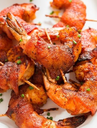 bacon wrapped shrimp recipe made in oven