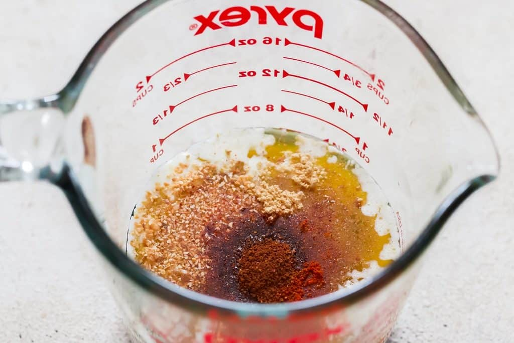 seasoning sauce for chex mix