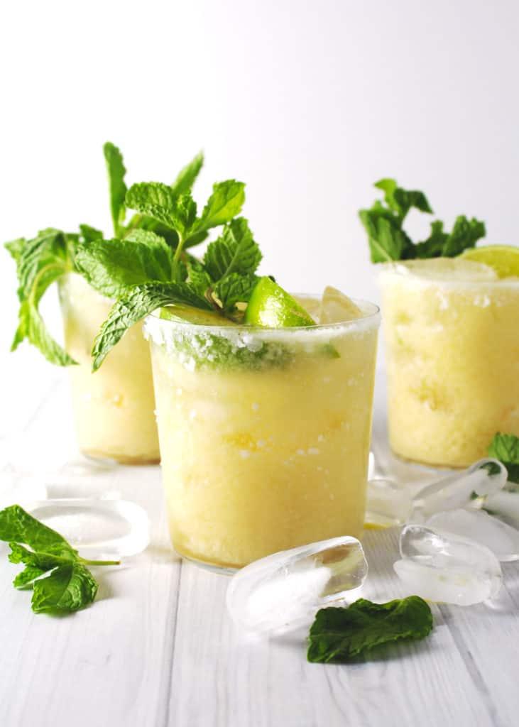 pineapple coconut margarita