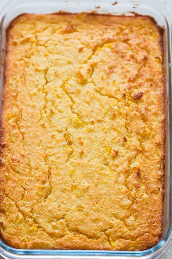 baked sweet corn casserole